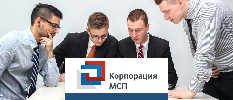 МСП- кредитование среднего и малого предпринимательства